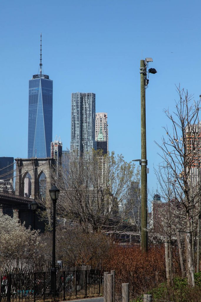 Manhattan from Plymouth Street