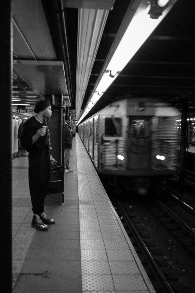 Life at Penn Street Subway