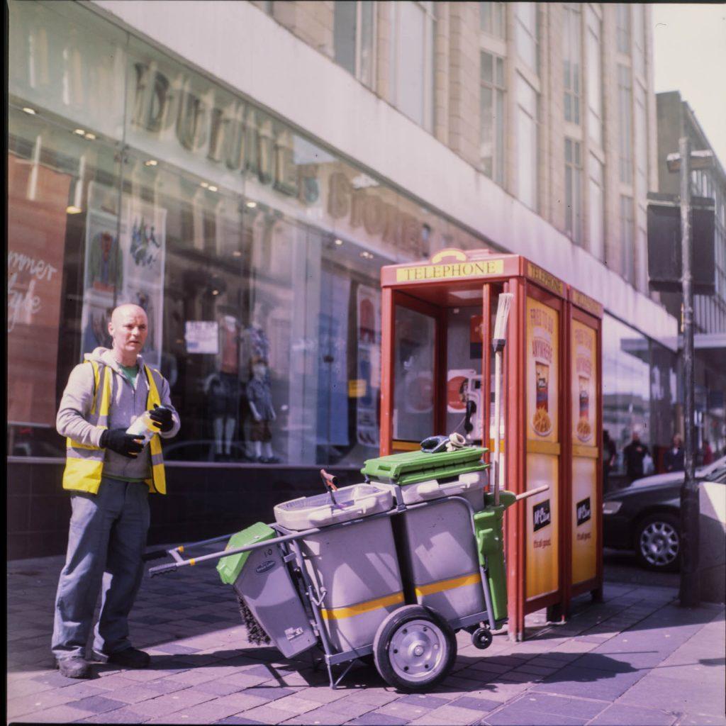 Litter Picking In Glasgow