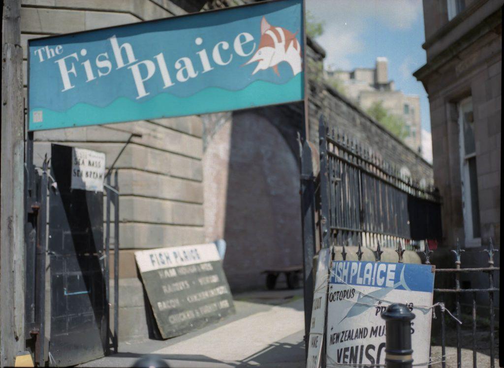 The Fish Plaice