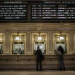 Grand Central Station, Ticket Office Windows
