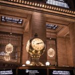 Grand Central Station, Information Centre Clock