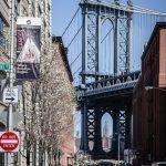 Manhattan Bridge from Front Street, Brooklyn, New York 1