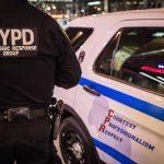 NYPD Strategic Response Group!