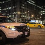 NYPD Strategic Response Group vehicle!
