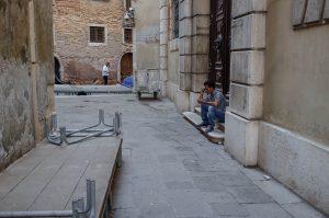 Venice Street Scene