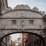 The Bridge of SIghs above RIo de Palazzo o de Canonica #1