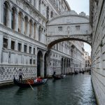 The Bridge of SIghs above RIo de Palazzo o de Canonica