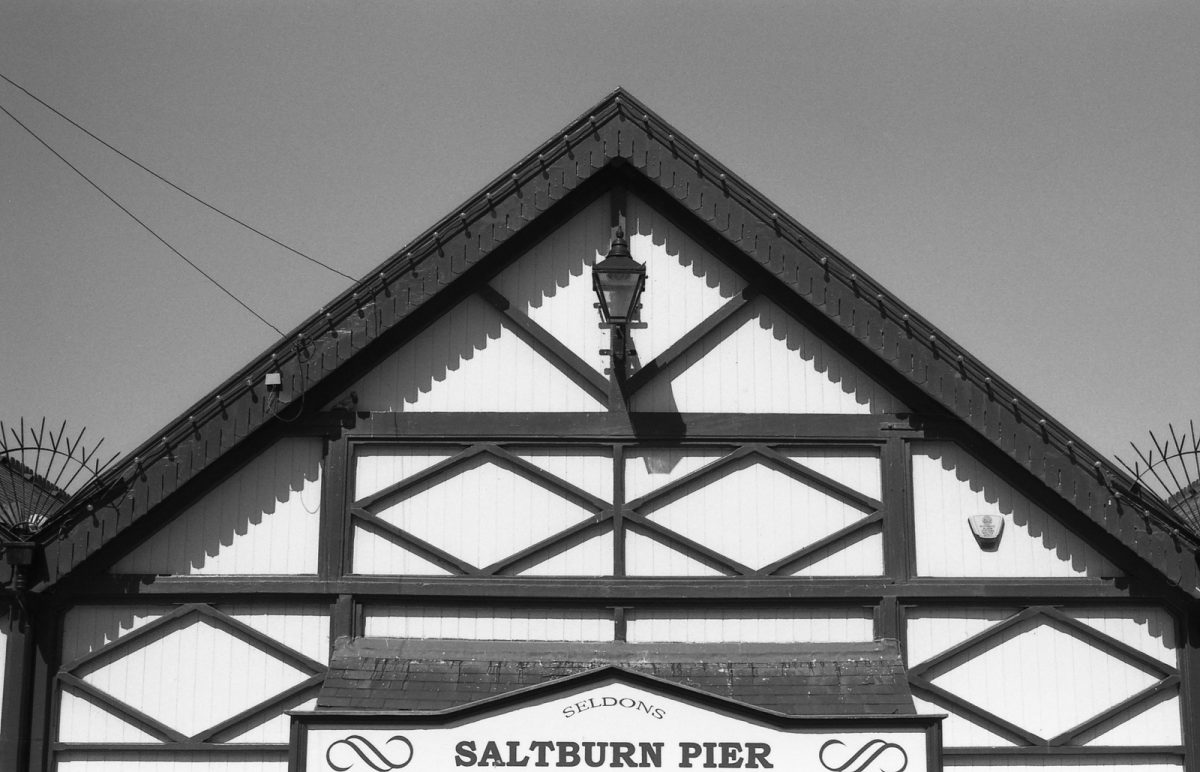 Saltburn Pier #2, Saltburn-by-the-Sea