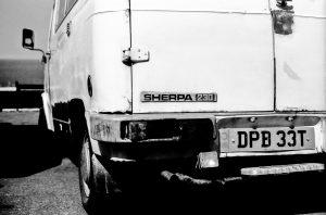 Leyland Sherpa 230 Camper Van #1