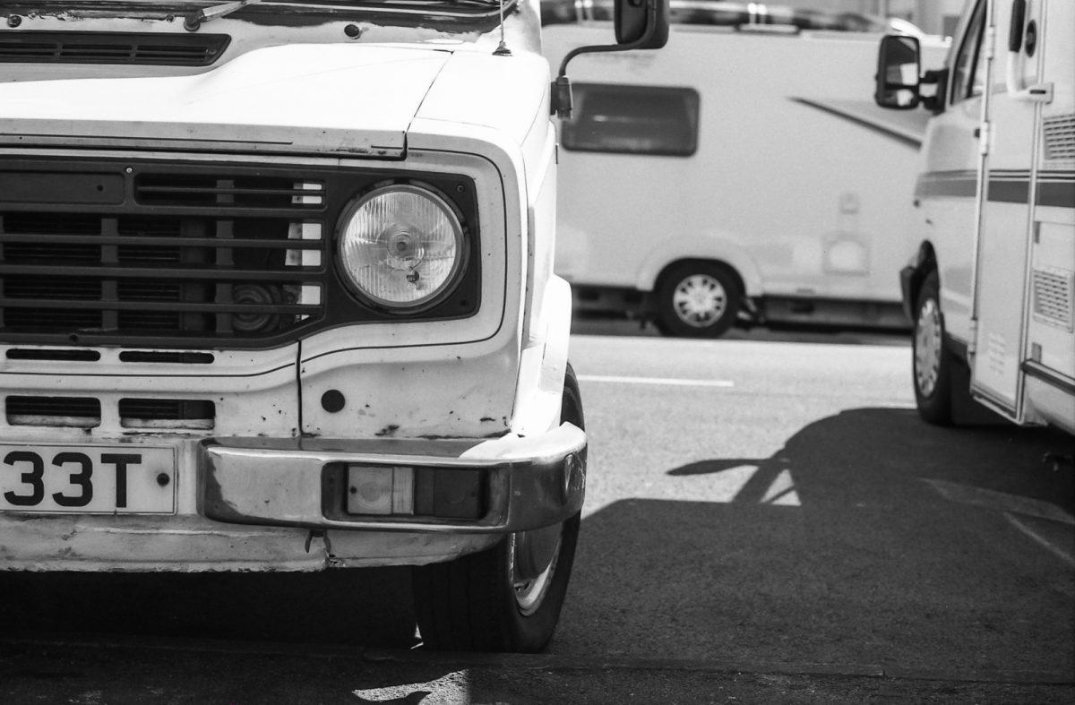 1978/1979 Leyland Sherpa Camper Van