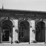 Saltburn Railway Station, Saltburn