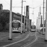 Piccadilly Tram Reversal #2