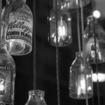 Hanging Milk Bottles #1